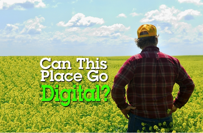 Farming goes digital: the 3rd Green Revolution