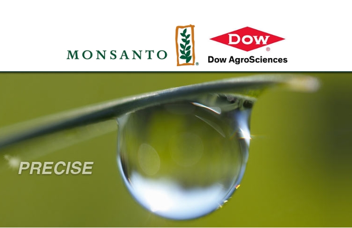 Monsanto and Dow AgroSciences reach global licensing agreement on EXZACT precision technology Genome-Editing platform