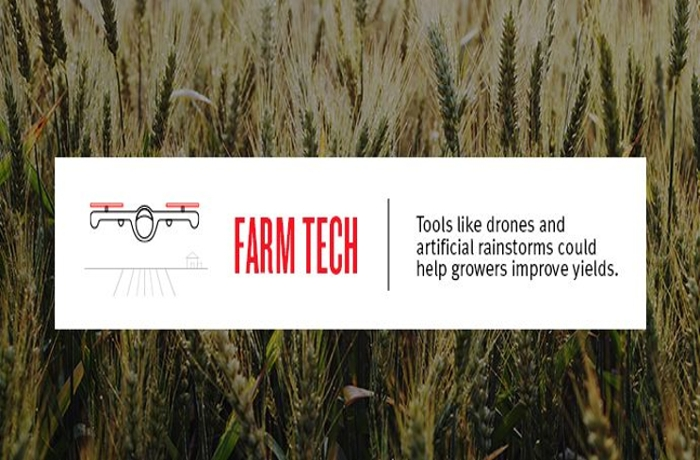 Precision Farming Tools Help Feed the World