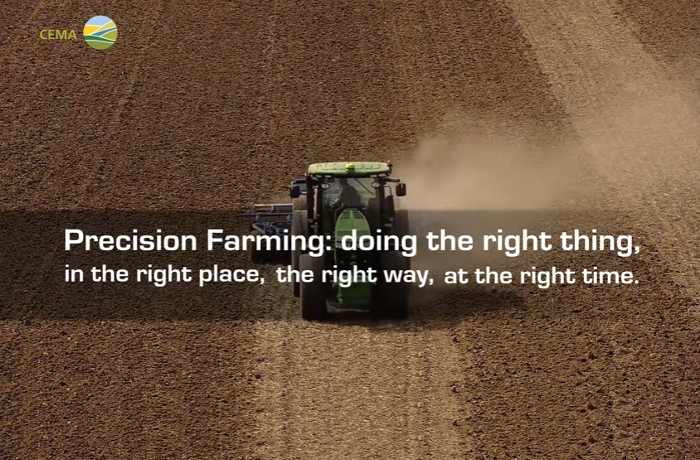 Precision Farming - producing more with less