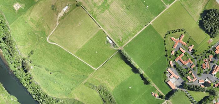 field overhead