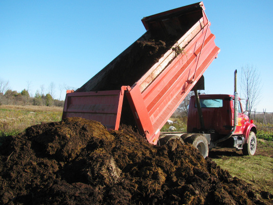 fal11 manure delivery