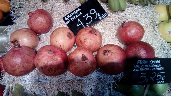 Οι τάσεις της λιανικής αγοράς φρούτων της Ισπανίας
