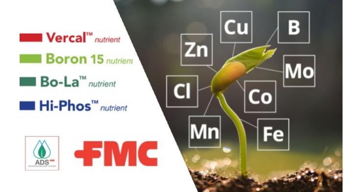 Η FMC διαφοροποιεί τη διαδικασία διατροφής των φυτών εισάγοντας την καινοτομία ADS