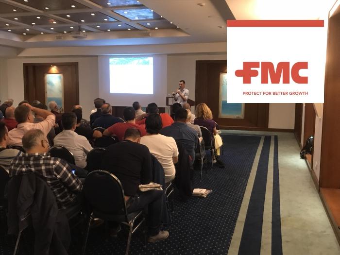 Στιγμές από την εκδήλωση γνωριμίας της FMC στους συνεργάτες της, στην Ελούντα
