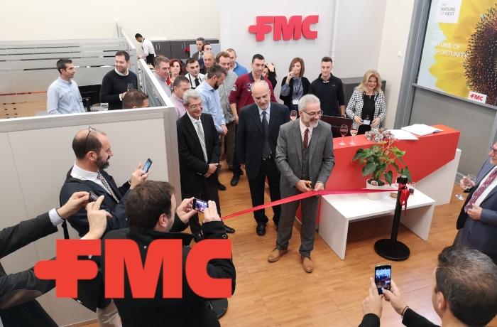 Η FMC Ελλάς εγκαινίασε τα νέα γραφεία της!
