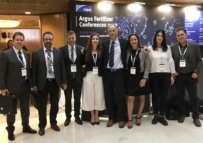 Στιγμές από την Argus Europe Fertilizer 2018 που πραγματοποιήθηκε στην Αθήνα