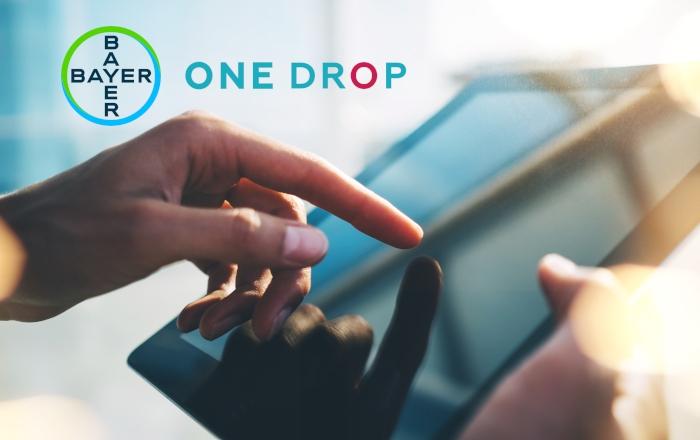Συμφωνία 98 εκατ.δολ. Bayer με One Drop για ψηφιακά προϊόντα υγείας