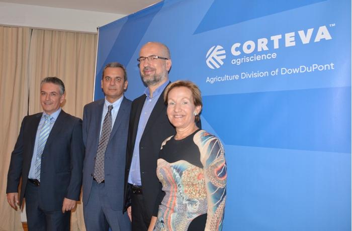 Στους Έλληνες παραγωγούς «συστήθηκε» η Corteva Agriscience™
