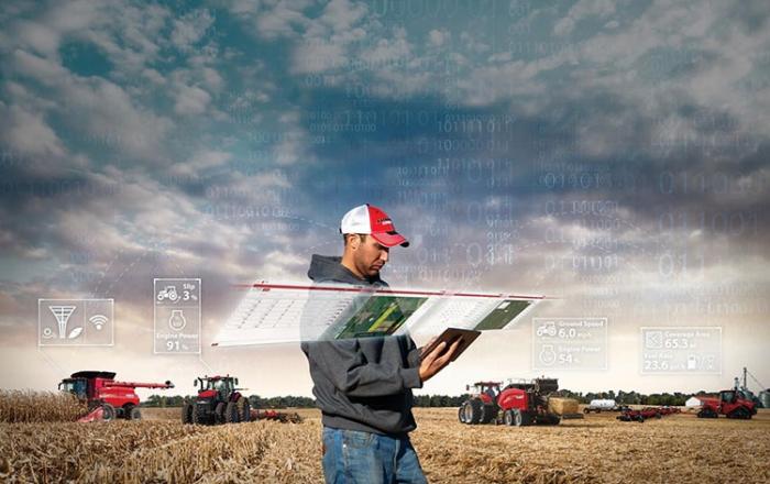 Το συνδεδεμένο αγρόκτημα και πως να αποκομίσουμε τα μέγιστα οφέλη του αυτοματισμού και της ρομποτικής