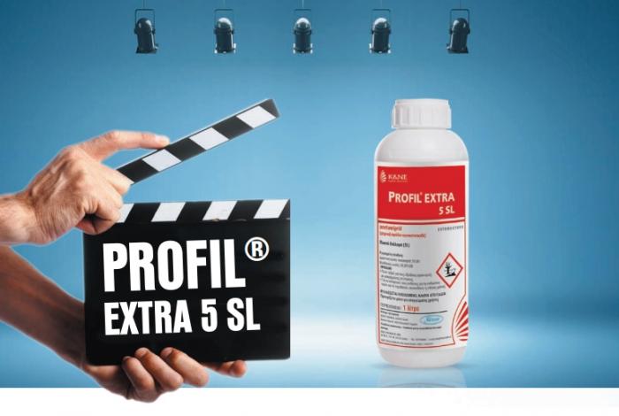 PROFIL® EXTRA 5 SL - ό,τι πιο σύγχρονο κυκλοφορεί για την προστασία των καλλιεργειών