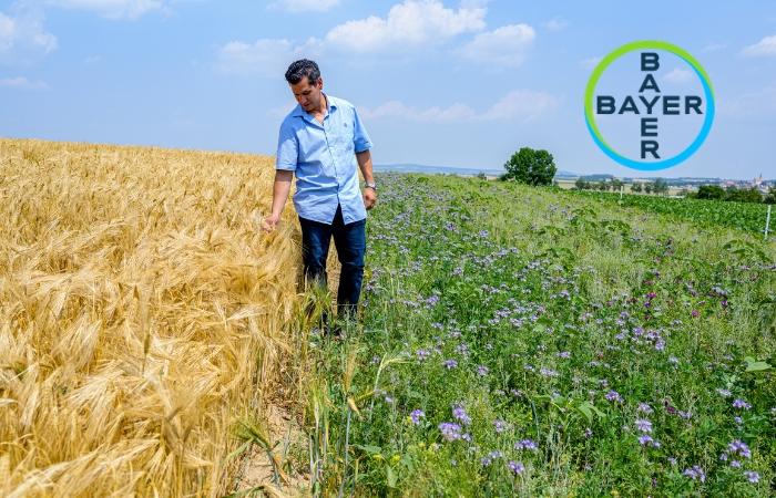Η Bayer συμβάλλει στη μεταμόρφωση της βιομηχανίας τροφίμων μέσω της ενσωμάτωσης της καινοτομίας στη γεωργία